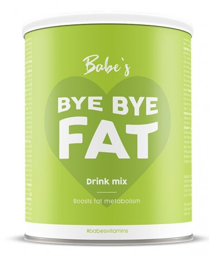 Babe's Bye Bye Fat pulbere 150g