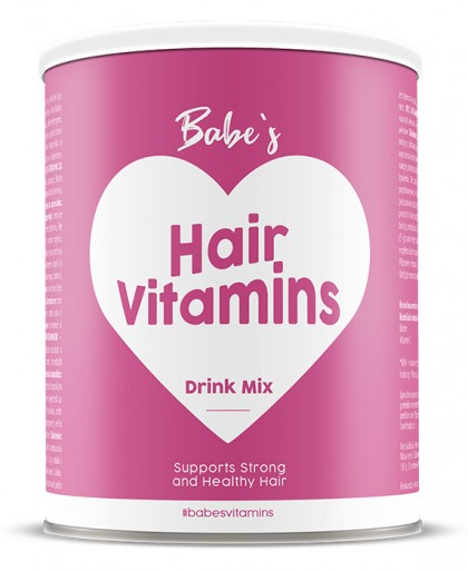 Babe's Vitamine pentru par 130g
