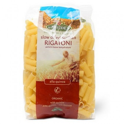 La Bio Idea ECO Paste (Rigatoni) cu quinoa 500g