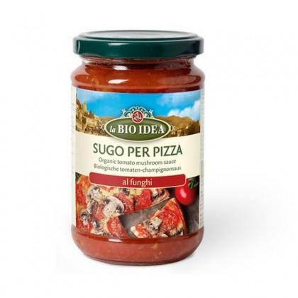 La Bio Idea ECO Sos pentru pizza cu ciuperci 300g