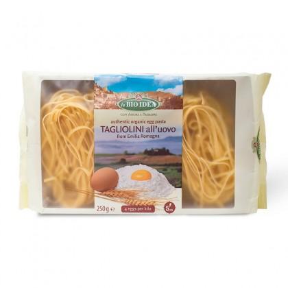 La Bio Idea ECO Paste Tagliolini cu ou 250g