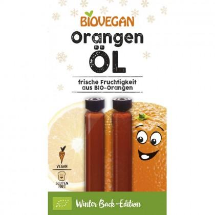 Biovegan BIO Ulei de portocale  2x2ml