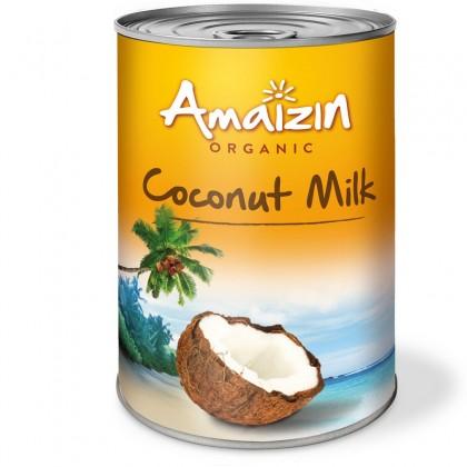 Amaizin ECO Lapte de cocos 400ml