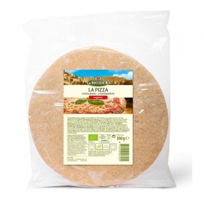 La Bio Idea ECO Blat pentru Pizza din grau integral 300g - 2 buc
