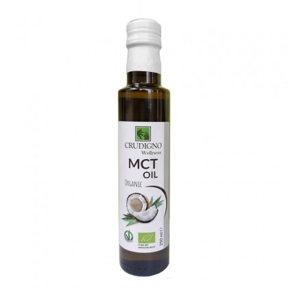 Crudigno ECO Ulei cocos MCT 0.25l