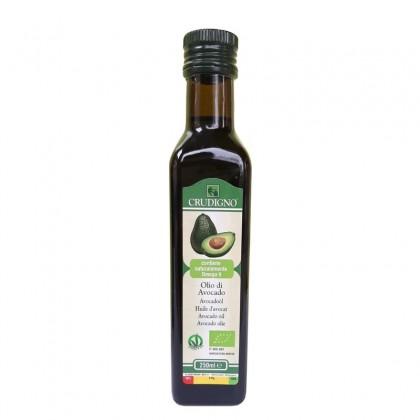 Crudigno ECO Ulei de Avocado 0.25l