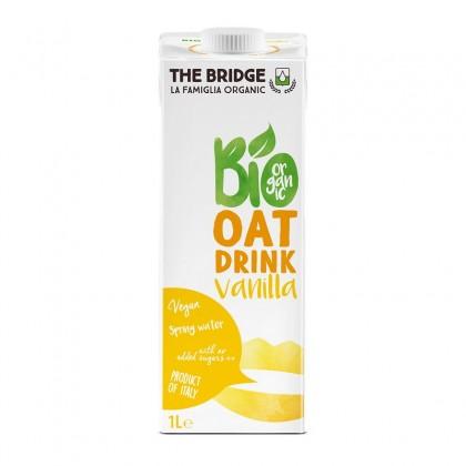 THE BRIDGE ECO Bautura din ovaz cu vanilie 1l